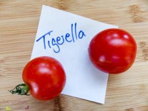 Tomatensorten: Tigerella
