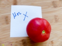 Tomatensorten unbekannte Sorte