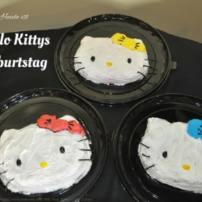 Heute ist: Hello KittysGeburtstag
