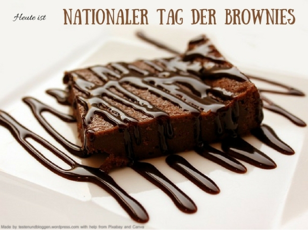 Nationaler Tag der Brownies
