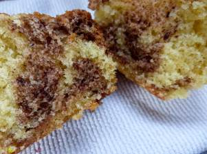 Rezept 3 in 1 Muffins