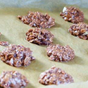 [Rezept] Haferflocken Kekse