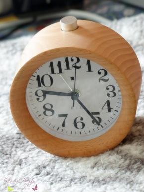 [Shorty] Oldschool Holz-Wecker für die frühenStünden