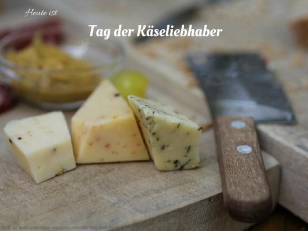 Tag der Käseliebhaber