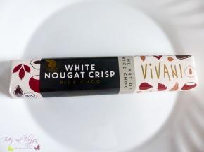 [Shorty] Vivani White Nougat Crisp ReisSchokolade