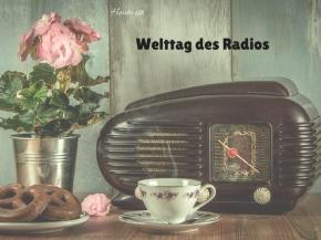 Heute ist: Welttag dasRadios