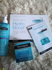 Neutrogena Hydro Boost Aqua Gel Reinigungslotion