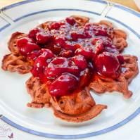 Rezept Waffeltorte Schwarzwälder Kirsch