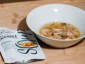 Gourmet Soup Classic Huhn Thunfisch Sardellen Gemüse Shrimps