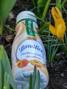 Landliebe Buttermilch Aprikose Kirsch Zitrone Natur Erdbeere