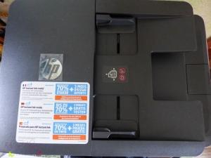 HP OfficeJet Pro 6960 Test automatischer Einzug