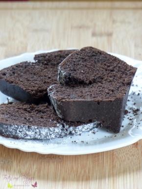 Backen mit Küchle Basic Mix Schokolade undLimette