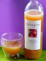 Lillinghofer Apfelsäfte - biologischer Genuss mit Geschmack alten Sorte Alkmene