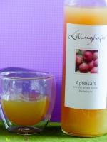 Lillinghofer Apfelsäfte - biologischer Genuss mit Geschmack alten Sorte Berlepsch