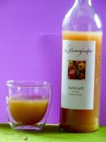 Lillinghofer Apfelsäfte - biologischer Genuss mit Geschmack Sorte Goldparmäne