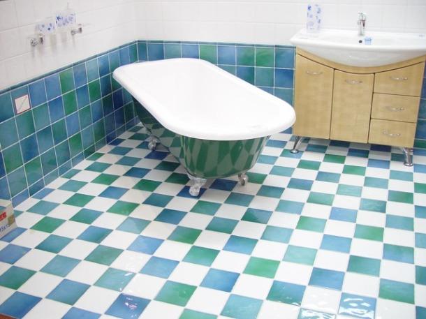 Welche Farbe passt zum Bad?