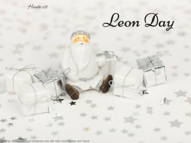 Heute ist Leon Day