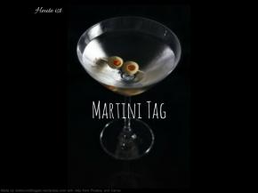 Heute ist: Martini-Tag