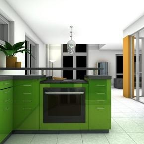 Go Green: Warum Grün in der Küche gute Laune schenkt und gesundmacht