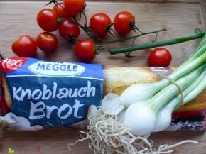 Mit Knoblauch Brot und Ofen Schnecken von Meggle in dieGrillsaison