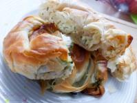 Meggle Ofen Schnecken Hirtenkäse Spinat Kräuter