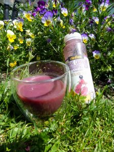 rio doro Smoothie Banane cranberry orange kokos