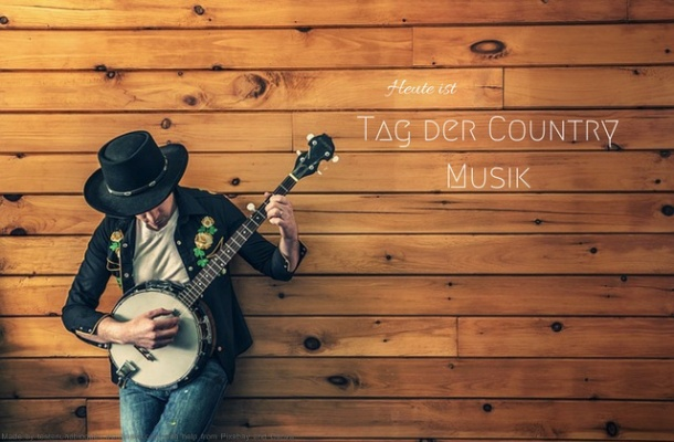 Heute ist: Tag der Country-Musik