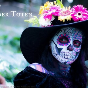 Heute ist: Tag der Toten alias Day of the Dead