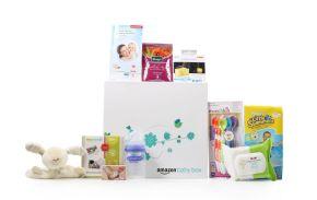 Entdecke neue Produkte mit der AmazonBaby-Box
