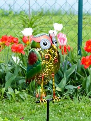 Gartenrundgang Teil 3 – von Blumen und Vögel und Raupen undFliegen