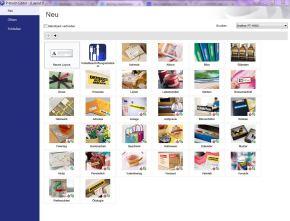 P-Touch Editor – die Software zum Beschriftungsgerät PT-H500 vonBrother