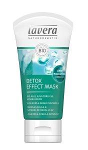 Detox your skin! Tschüss City-Smog, hallo Porenreinheit! face care – Pflegelinie mit Anti-Pollution Komplex Detox Effect Mask Bio-Alge & natürliche Mineralerde