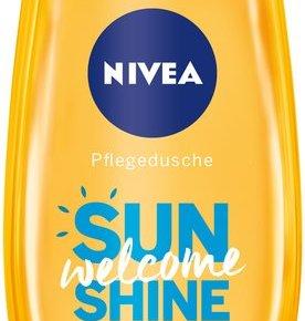 NIVEA Welcome SunshinePflegedusche