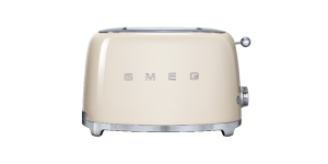 smeg - Küchengeräte mit Design und Stil Toaste Creme