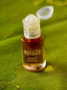 99Nails Nagellack Test Nagelhärter Nagellackentferner Nagelöl (1 von 8)