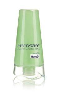 Wohlfühlort Badezimmer – Dank den neuen Handseifen von Balea duft von apfleblüte minze