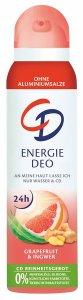 Es wird sommerlich fruchtig und blumig mit CD CREME-SEIFE und CD Energie Deo-Linie Deo Spray Enegie
