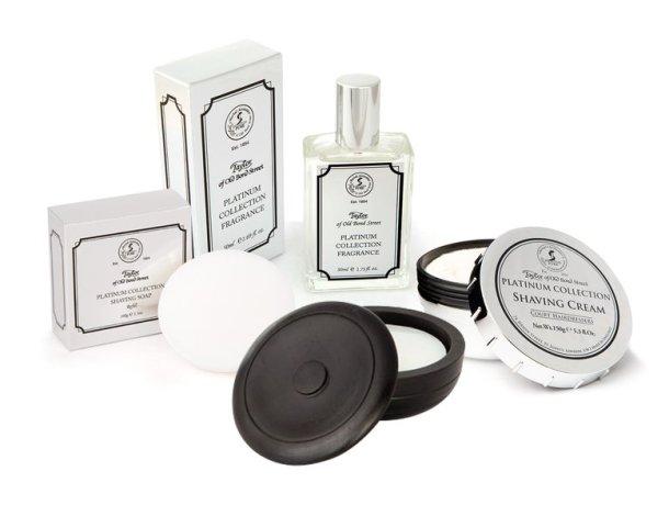 Platinum Collection – die brandneue, exklusive Edition der Londoner Kultmarke Taylor of Old Bond Street