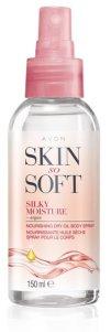 AVON feiert Muttertag Skin so Soft Nourishing dry Oil Body Spray
