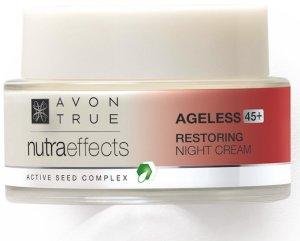 AVON feiert Muttertag True Nutra Effects Ageless Restoring Night Cream