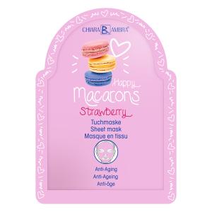 CHIARA AMBRA® Happy Macarons Tuchmasken