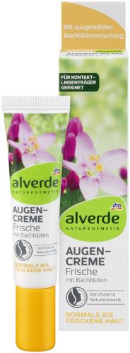 Die Bachblüten-Serie von alverde NATURKOSMETIK bietet nun auchAuszeit