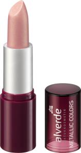 alverde naturkosmetik lippenstifte Metallic Colors 37
