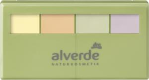 alverde naturkosmetik color correcting palette