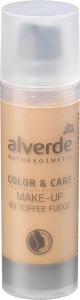 alverde naturkosmetik color care make up no 60 toffee fudge