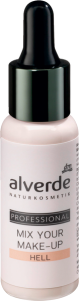 alverde naturkosmetik mix your make up hell