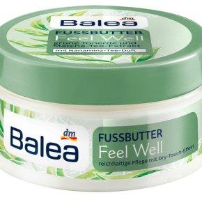 Mit Balea Feel Well auf gepflegten Füßen dem Sommerentgegen