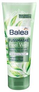 Mit Balea Feel Well auf gepflegten Füßen dem Sommer entgegen fußmaske