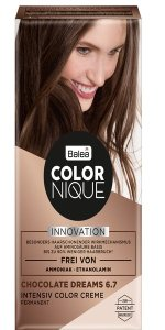 Balea COLORNIQUE Intensive Color Creme chocolate dreams