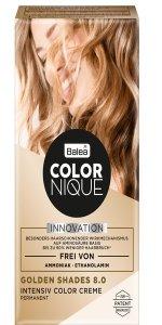 Balea COLORNIQUE Intensive Color Creme golen shades